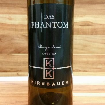 K+K Kirnbauer, Mittelburgenland, Österreich – Das Phantom Rotwein-Cuvee trocken 2009