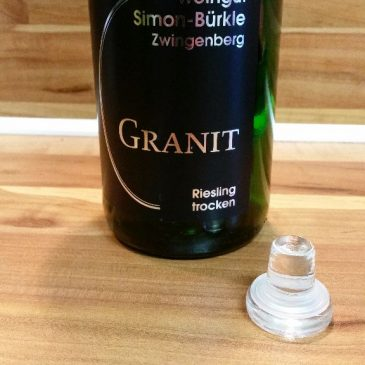 Simon-Bürkle, Hessische Bergstraße – Riesling Granit trocken 2013