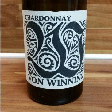 Von Winning, Pfalz – Chardonnay trocken 2012
