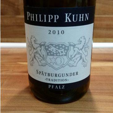 Philipp Kuhn, Pfalz – Spätburgunder Tradition trocken 2010