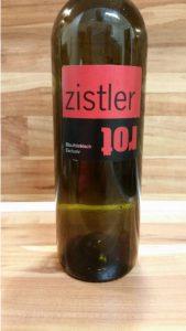 Zistler, Mittelburgenland, Österreich – Blaufränkisch exclusiv trocken 2011