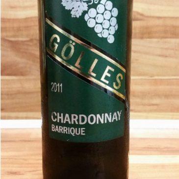 Gölles, Südost-Steiermark, Österreich – Chardonnay Barrique trocken 2011