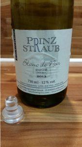 Lorenzkellerei, Franken – Prinz Straub Spätburgunder Blanc de Noir Spätlese trocken 2013