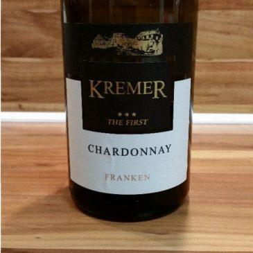 Kremers Winzerhof, Franken – Großheubacher Bischofsberg Chardonnay The First trocken 2013