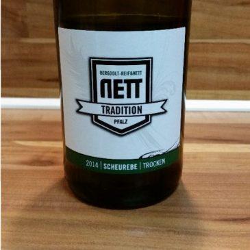 Bergdolt-Reif&Nett, Pfalz – Scheurebe Tradition trocken 2014