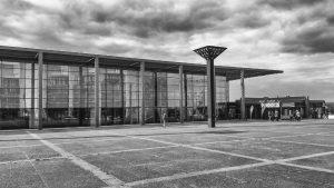 VDP.Weinbörse in der Rheingoldhalle Mainz am 23.04.2017 Halle