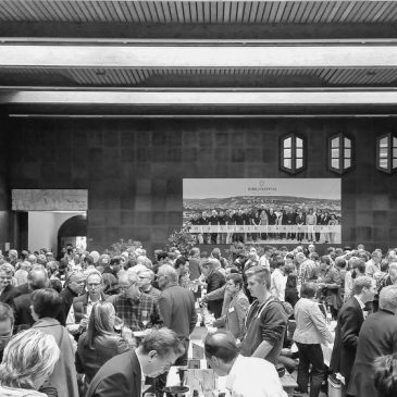 VDP.Jahrespräsentation 2017 Franken im Weingut Bürgerspital Würzburg am 07. Mai 2017