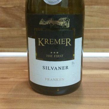 "Kremers Winzerhof, Franken – Großheubacher Bischofsberg Silvaner ""The First"" 2014"
