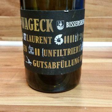 Wageck, Pfalz – Bissersheimer Goldberg St. Laurent Reserve trocken 2012