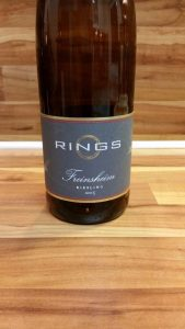 Rings, Pfalz - Freinsheimer Riesling trocken 2015