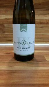 Josten & Klein, Mittelrhein - Vom Schiefer Riesling trocken 2015
