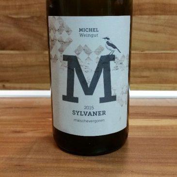 Michel, Rheinhessen – Sylvaner maischevergoren trocken 2015