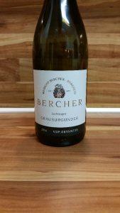 Bercher, Baden - Jechtinger Grauburgunder trocken 2014