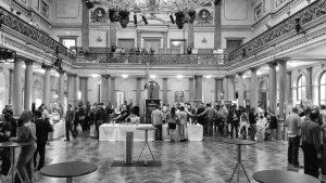 Heute Wein aus Äpfeln: CiderWorld 2018 im Palmengarten Gesellschaftshaus in Frankfurt am Main am 15.04.2018 1