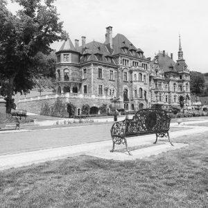 Ort der Eröffnungsfeier: Schloss Lieser