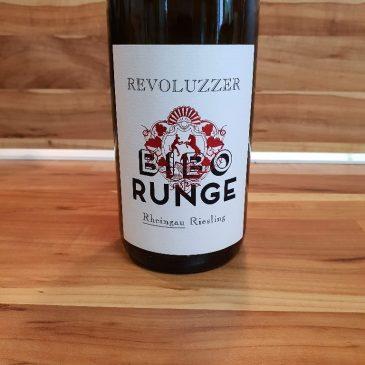 "Bibo & Runge, Rheingau – Riesling ""Revoluzzer"" trocken 2015"