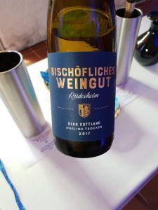 Bischöfliches Weingut Rüdesheim, Rheingau - Rüdesheimer Pinot Noir trocken 2013 2