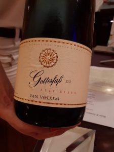 Wein&Genuss mit Van Volxem im Restaurant SchauMahl in Offenbach 3