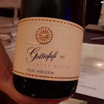 Wein&Genuss mit Van Volxem im Restaurant schauMahl in Offenbach