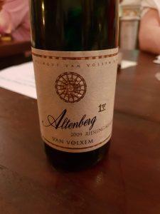 Wein&Genuss mit Van Volxem im Restaurant SchauMahl in Offenbach 2