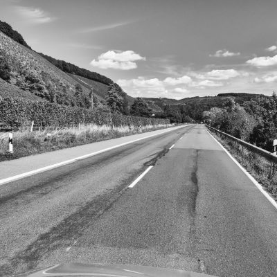 Roadtrip bei bestem Wetter