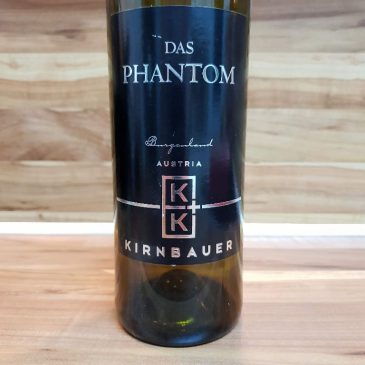 K+K Kirnbauer, Mittelburgenland, Österreich – Das Phantom Rotwein-Cuveé trocken 2012