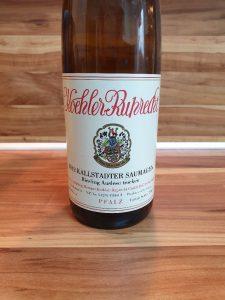 Köhler-Ruprecht, Pfalz - Kallstadter Saumagen Riesling Auslese trocken 2012