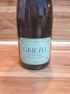 Griesel & Compagnie - Pinot Brut Nature 2014