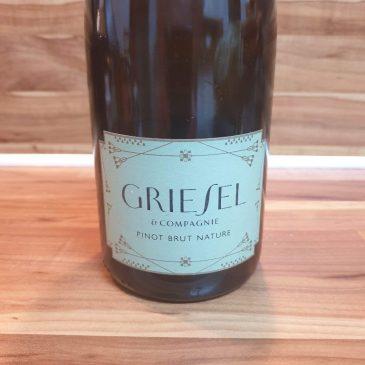 Griesel & Compagnie – Pinot Brut Nature 2014