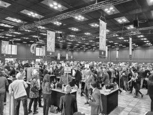 VDP.Weinbörse in der Rheingoldhalle Mainz am 28. und 29. April 2019 1
