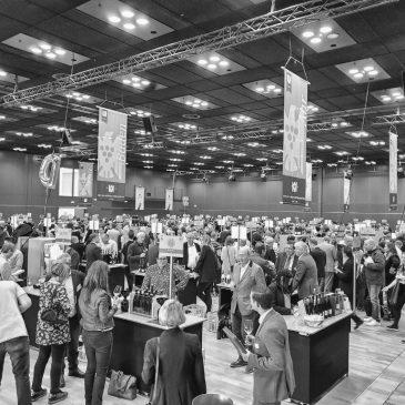 VDP.Weinbörse in der Rheingoldhalle Mainz am 28. und 29. April 2019