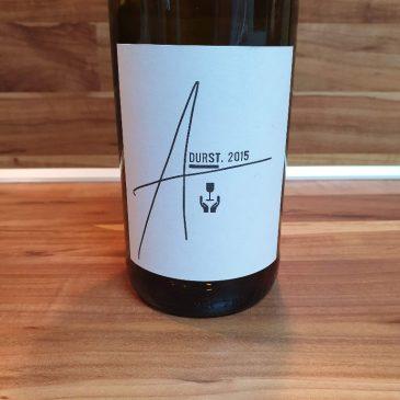 Andreas Durst, Pfalz – Sylvaner A trocken 2015