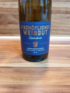 Bischöfliches Weingut Rüdesheim, Rheingau - Assmannshäuser Pinot Noir S 2012