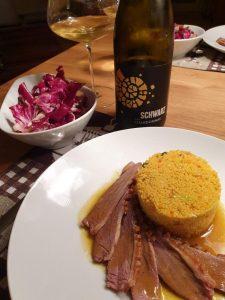 Martin Schwarz, Sachsen - Chardonnay 2015 2