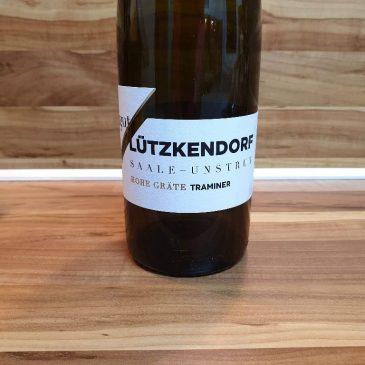 Lützkendorf, Saale-Unstrut – Karsdorfer Hohe Gräte Traminer GG 2016