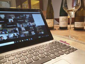 Dieter die digitale Weinbar