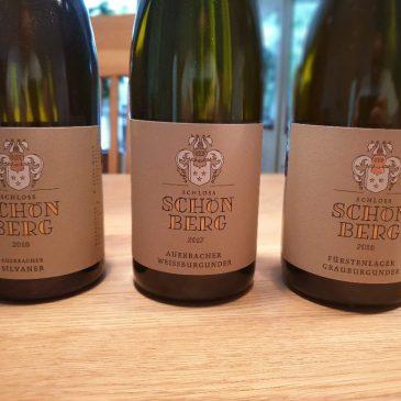 Weingut Schloss Schönberg – die neue Bergstraße