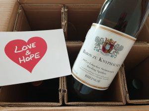 Die Online-Weinverkostung – Erfolgsfaktoren aus der Sicht eines Teilnehmers Dieter die digitale Weinbar