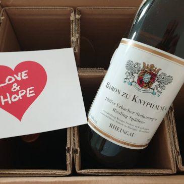 Die Online-Weinverkostung – Erfolgsfaktoren aus der Sicht eines Teilnehmers
