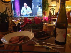 Die Online-Weinverkostung – Erfolgsfaktoren aus der Sicht eines Teilnehmers Jakob Jung Franz Keller