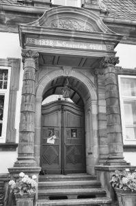 Portal Weingut Schloss Saarstein