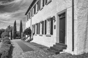 Weingut Piedmont - Roter Teppich