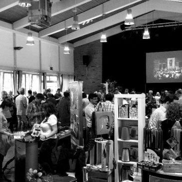 Mittelrhein Weinmesse in Bacharach am 28. Mai 2016